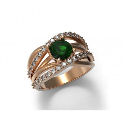Восковка кольцо 7306