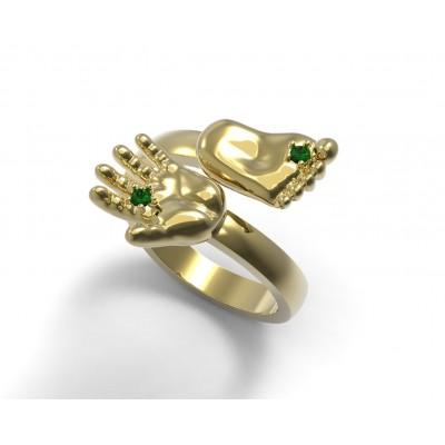 Восковка кольцо 7310