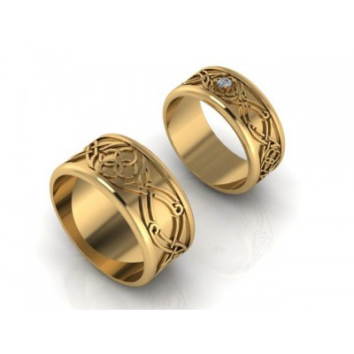 Восковка кольцо 7328