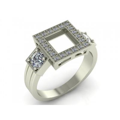 Восковка кольцо 7333