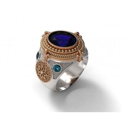 Восковка кольцо 7368