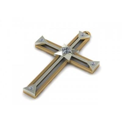 Восковка крест 7401