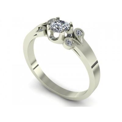 Восковка кольцо 7411