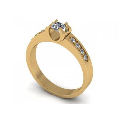 Восковка кольцо 7415