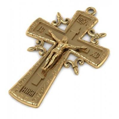 Восковка крест 7434