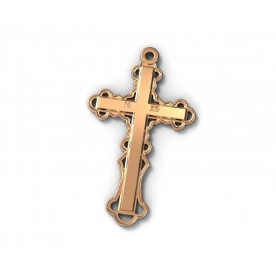 Восковка крест 7443
