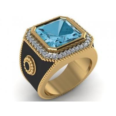 Восковка кольцо 7447