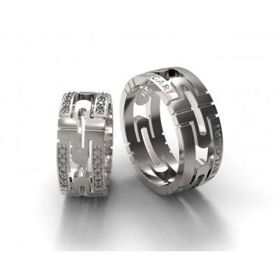 Восковка кольцо 7458