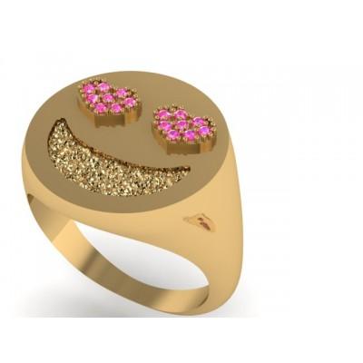 Восковка кольцо 7487