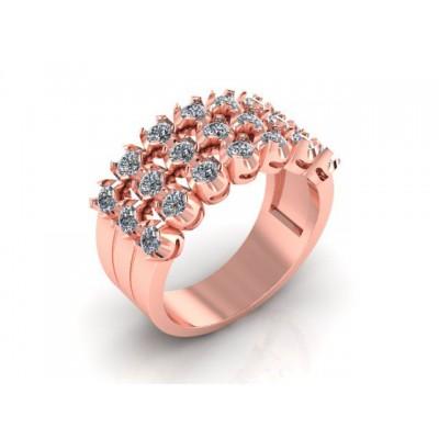 Восковка кольцо 7492