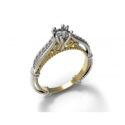 Восковка кольцо 7512