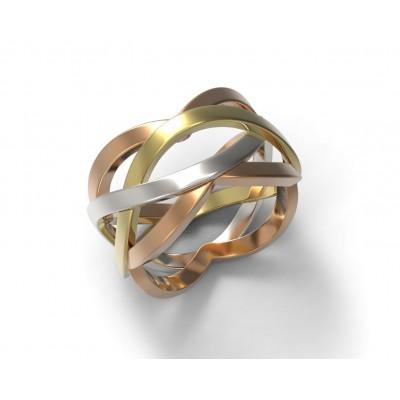 Восковка кольцо 7518
