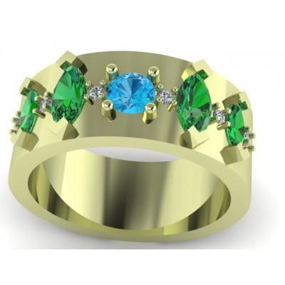 Восковка кольцо 7533