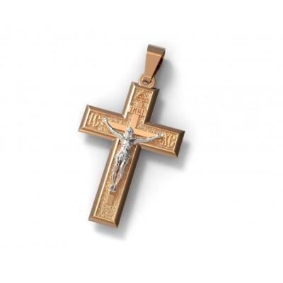 Восковка крест 7563