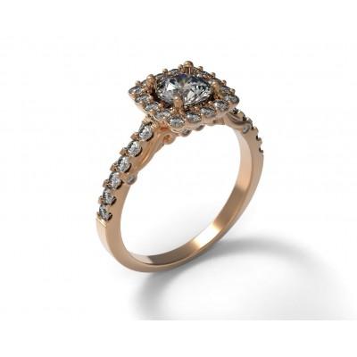 Восковка кольцо 7564