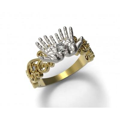 Восковка кольцо 7570