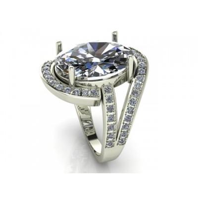 Восковка кольцо 7582