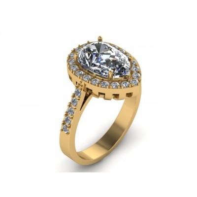 Восковка кольцо 7593