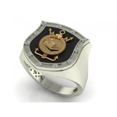 Восковка кольцо 7594