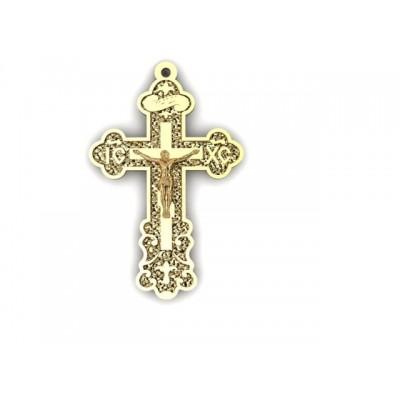 Восковка крест 7599