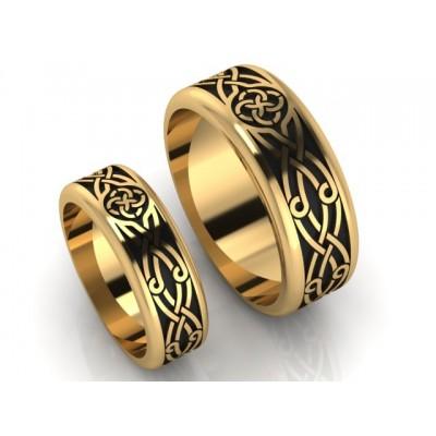 Восковка кольцо 7609