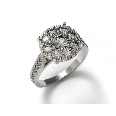Восковка кольцо 7614