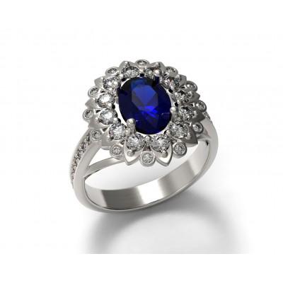 Восковка кольцо 7621.2