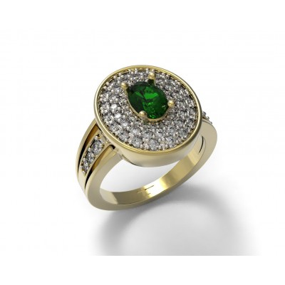 Восковка кольцо 7621.9