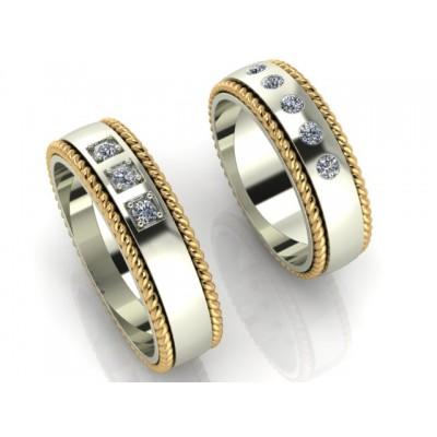Восковка кольцо 7622