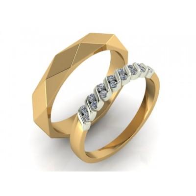 Восковка кольцо 7635