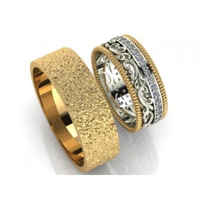 Восковка кольцо 7642