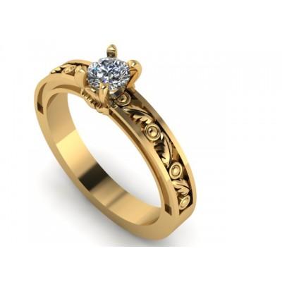 Восковка кольцо 7646
