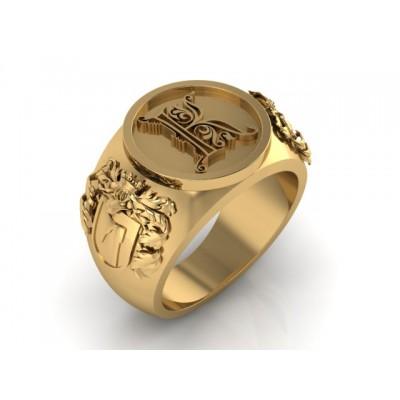 Восковка кольцо 7649