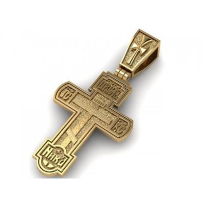 Восковка крест 7655