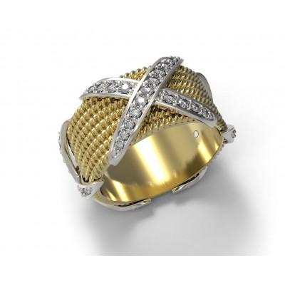 Восковка кольцо 7659