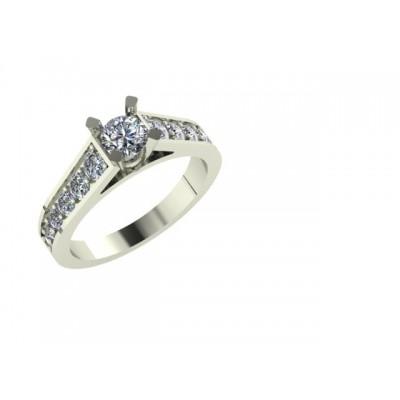 Восковка кольцо 7664