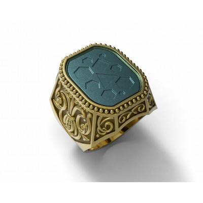 Восковка кольцо 7699