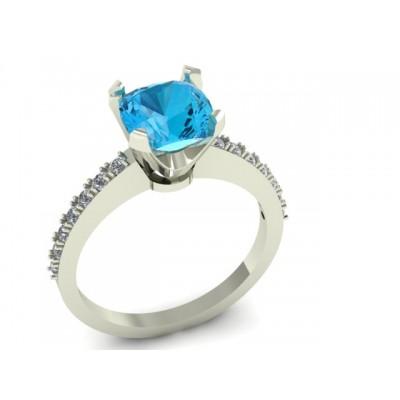 Восковка кольцо 7702