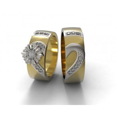Восковка кольцо 7710