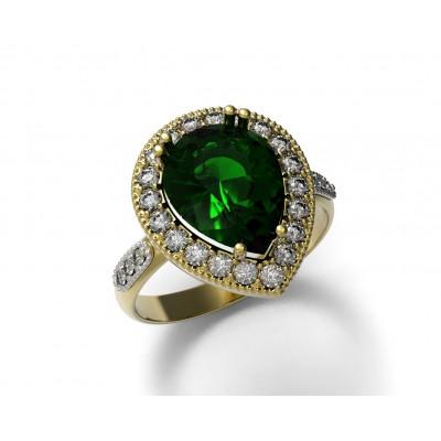 Восковка кольцо 7714