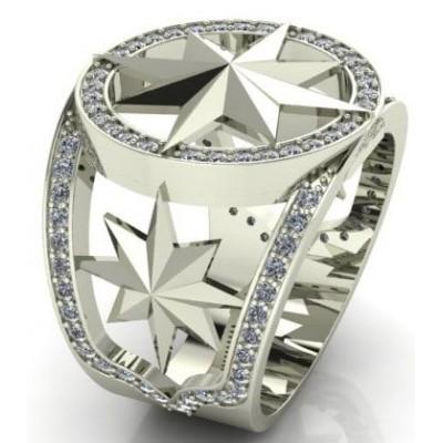 Восковка кольцо 7717