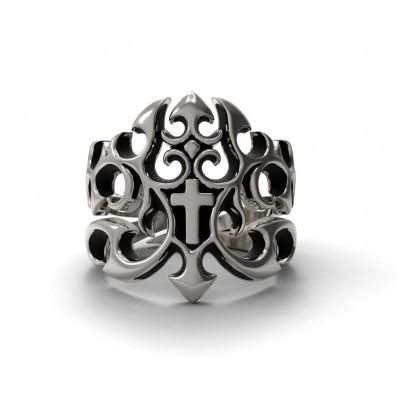 Восковка кольцо 7718