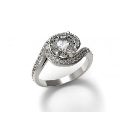 Восковка кольцо 7773