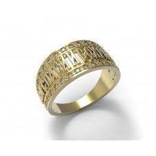 Восковка кольцо 7780