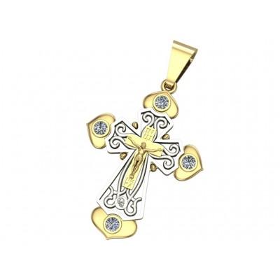 Восковка крест 7814
