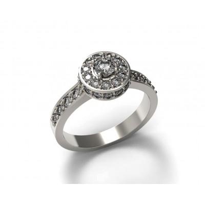 Восковка кольцо 7816