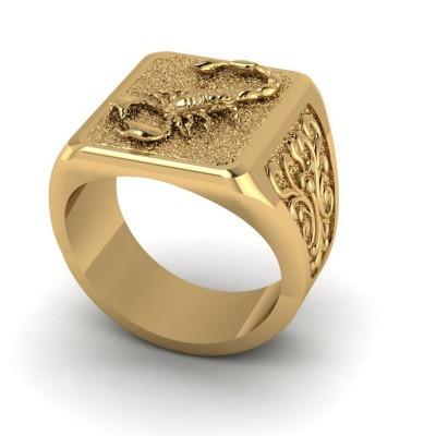 Восковка кольцо 7821