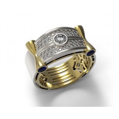 Восковка кольцо 7831
