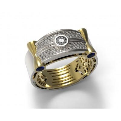 Восковка кольцо 7831.1