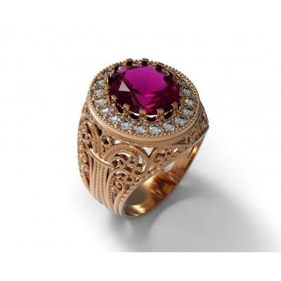 Восковка кольцо 7837